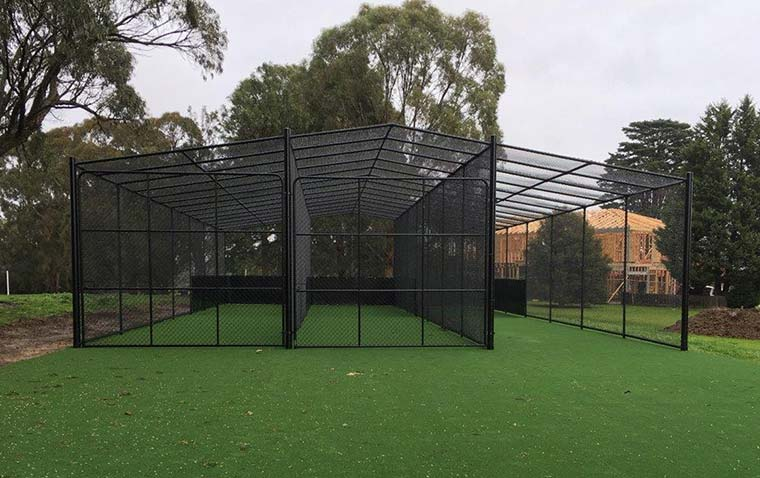 Cricket Wicket Construction in Melbourne