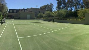 Tennis Court Design & Build