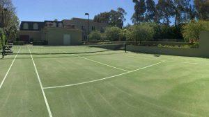 Tennis Court Design & Build