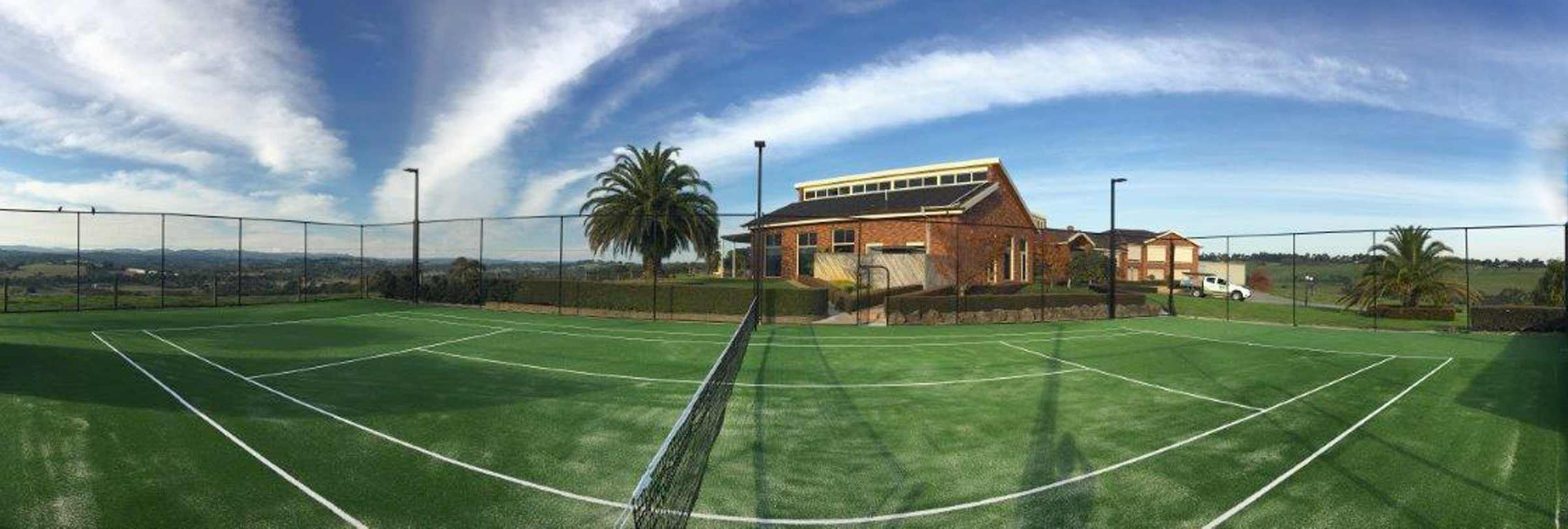 Tennis Court Maintenance Service in Melbourne