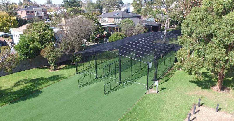 Cricket Practice Nets