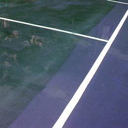 Tennis Court Cleaning in Melbourne