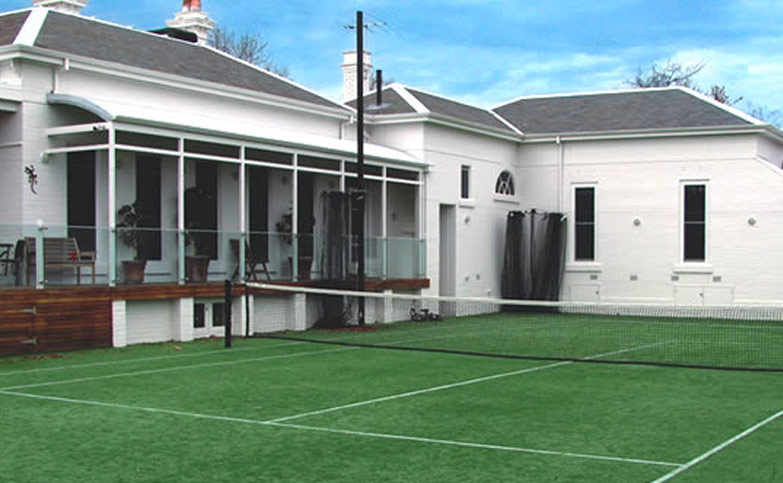 Tennis Court Builders in Melbourne