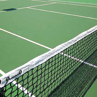 Tennis Court Resurfacing in Melbourne