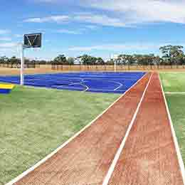 Athletics & Multisports Surfaces
