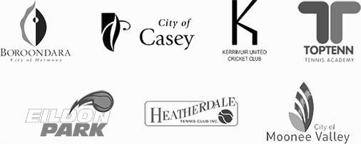 Melbourne Sports Club Logos