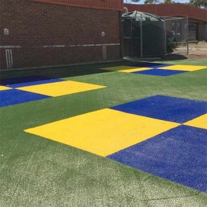 School Playground Synthetic Grass