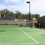 Tennis Court Turf Maintenance in Melbourne