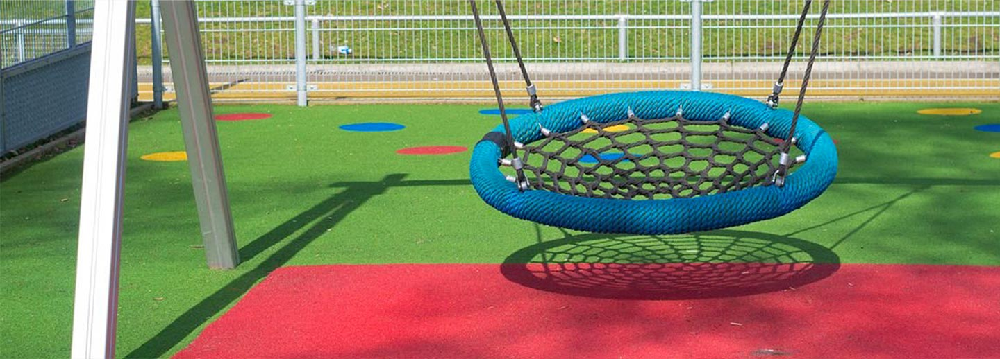 Synthetic Grass Playground Surfaces
